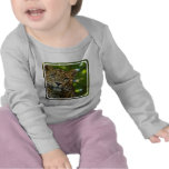 Leopard Infant Shirts