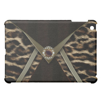 Leopard  iPad mini cases