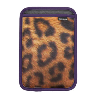 leopard iPad mini sleeve