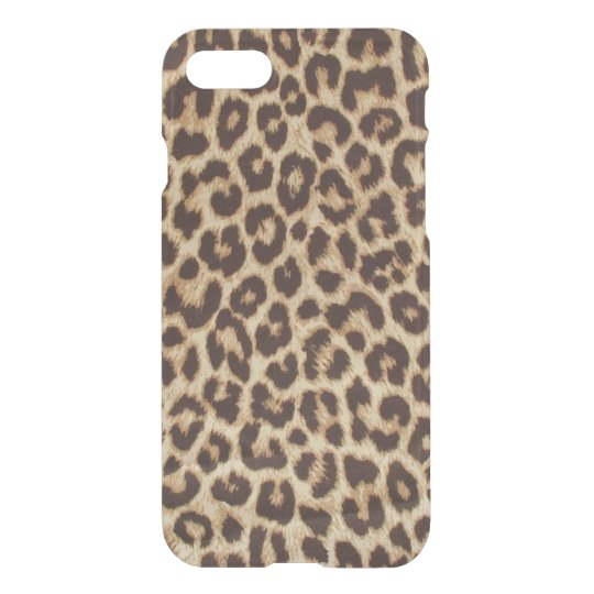 Leopard iPhone 8/7 Case