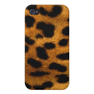 Leopard Cases For iPhone 4