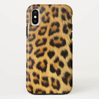 Leopard iPhone X Case