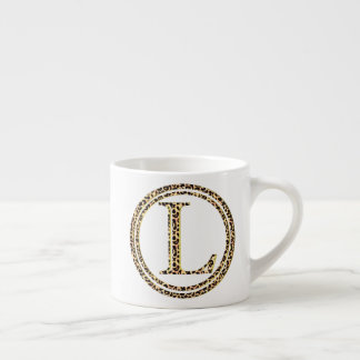 leopard L Espresso Cup