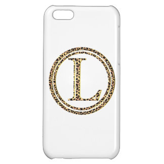 leopard L iPhone 5C Cover