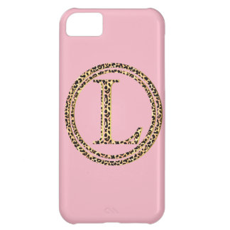 leopard L iPhone 5C Covers