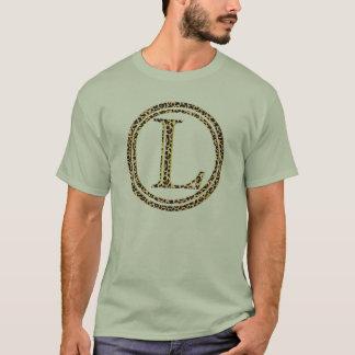 leopard L T-Shirt