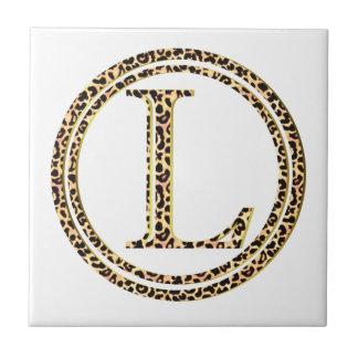 leopard L Tile