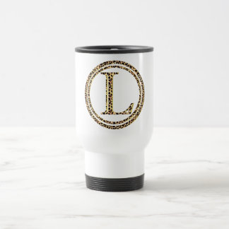 leopard L Travel Mug