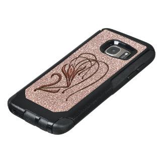 Leopard Lily OtterBox Samsung Galaxy S7 Case