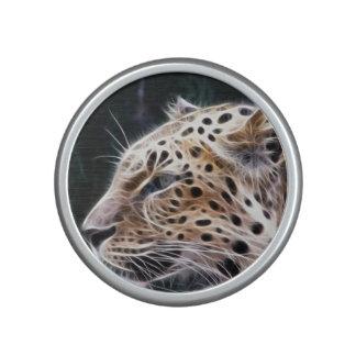 Leopard lines,Leopard painting Speaker