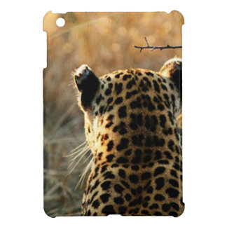 Leopard Looking Off Into Distance iPad Mini Cover