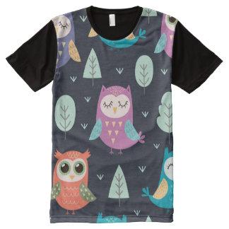 Leopard Men's Printed T-Shirt