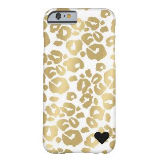 Leopard Metallic IPhone 6/6s case
