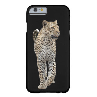 Leopard on Patrol Barely There iPhone 6 Case