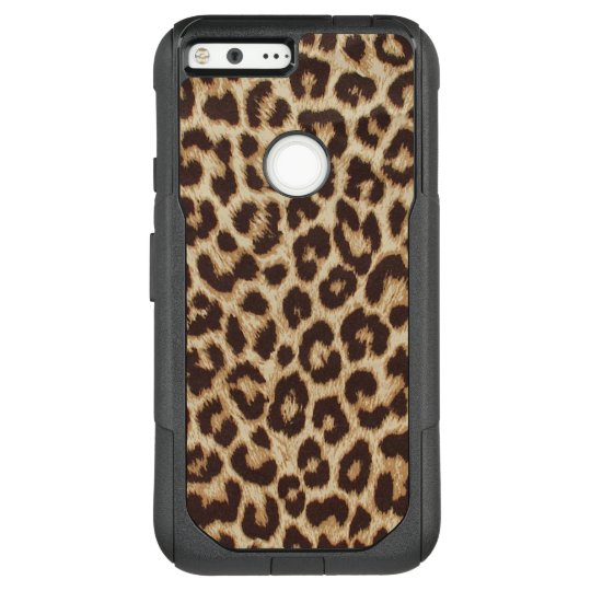 Leopard OtterBox Commuter Google Pixel XL Case