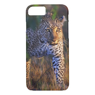 Leopard (Panthera Pardus) as seen in the Masai iPhone 7 Case