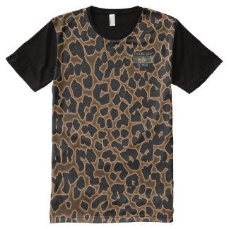 Leopard Patterned Homeland Attires T-Shirt
