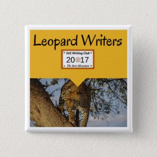 Leopard Pins! 2 Inch Square Button