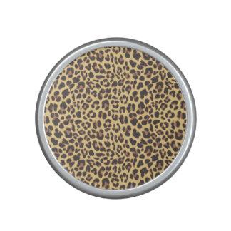 Leopard Print Animal Skin Pattern Bluetooth Speaker