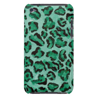 Leopard Print Animal Skin Pattern Mod Modern Chic iPod Touch Case