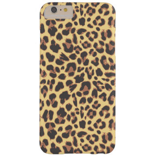 Leopard Print Animal Skin Patterns Barely There iPhone 6 Plus Case