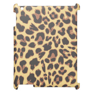 Leopard Print Animal Skin Patterns Cover For The iPad 2 3 4