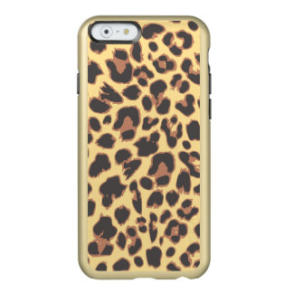Leopard Print Animal Skin Patterns Incipio Feather® Shine iPhone 6 Case