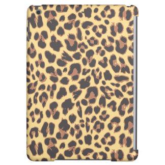 Leopard Print Animal Skin Patterns iPad Air Cases