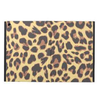 Leopard Print Animal Skin Patterns iPad Air Cover