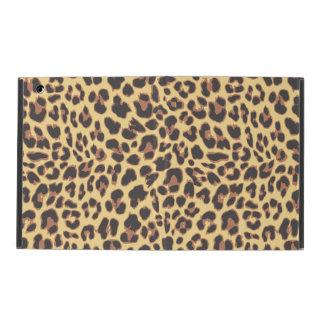 Leopard Print Animal Skin Patterns iPad Case