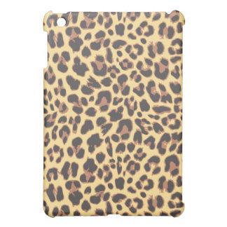 Leopard Print Animal Skin Patterns iPad Mini Case