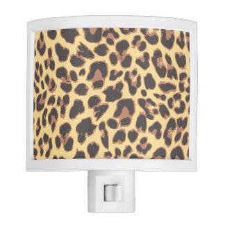 Leopard Print Animal Skin Patterns Nite Lites