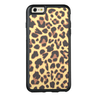 Leopard Print Animal Skin Patterns OtterBox iPhone 6/6s Plus Case