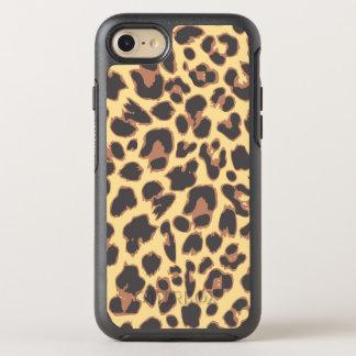 Leopard Print Animal Skin Patterns OtterBox Symmetry iPhone 8/7 Case