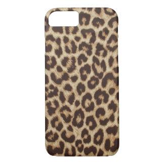 Leopard Print Apple iPhone 7 Case