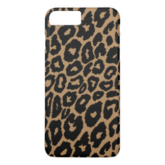 Leopard Print Background Changer iPhone 8 Plus/7 Plus Case