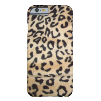 Leopard Print Case-Mate Barely There iPhone 6 Case