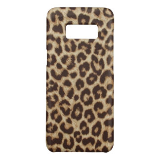 Leopard Print Case-Mate Samsung Galaxy S8 Case