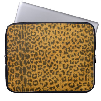 Leopard Print Electronics Sleeve