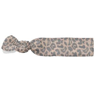 Leopard Print Hair Tie