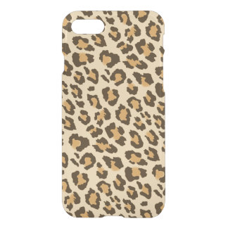Leopard Print iPhone 8/7 Case
