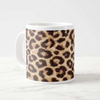 Leopard Print Jumbo Mug