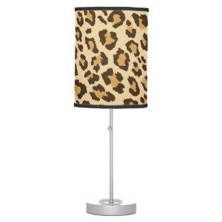 Leopard Print Lamp