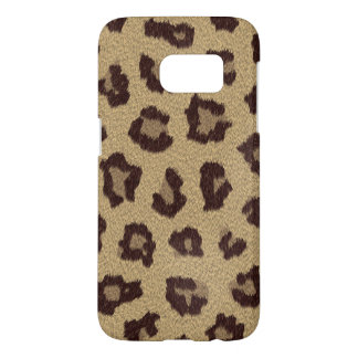 Leopard Print Pattern Samsung Galaxy S7 Case