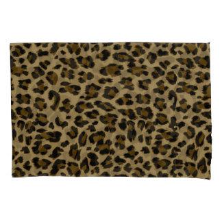Leopard Print Pillow Case Pillowcase