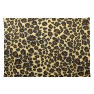 Leopard Print Placemats