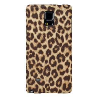 Leopard Print Samsung Galaxy Note 4 Case