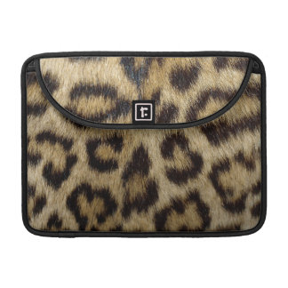 Leopard Print Sleeve For MacBooks