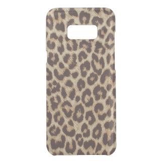 Leopard Print Uncommon Samsung Galaxy S8 Plus Case