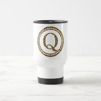 Leopard Q Travel Mug